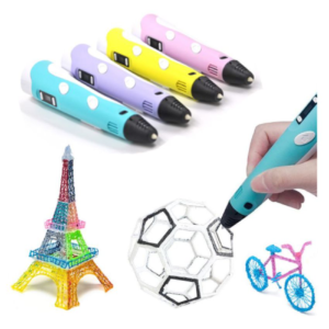 3D Pen for PLA & ABS Filament