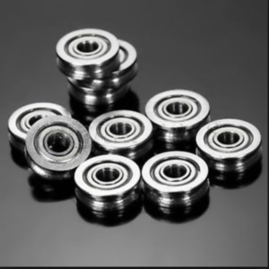 Greased U604ZZ Ball Bearings