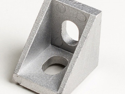 2020 Angle Bracket (Only Silver)