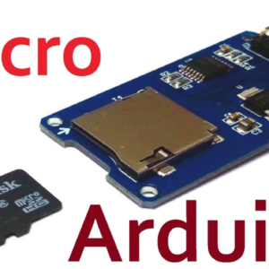 Arduino SD Card Extension