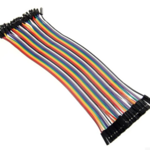 40PCS COLOR RIBBON LINE CABLE JUMP WIRE FOR Arduino