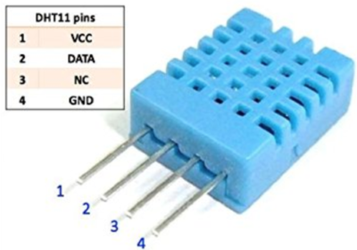 DHT11 Temperature and humidity sensor module KY-015