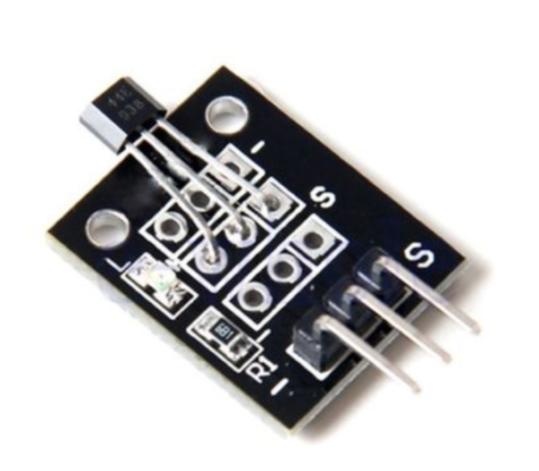 KY-003 Hall Effect Magnetic Sensor Module For Arduino