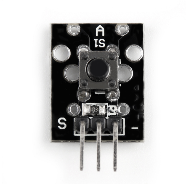 KY-004 3 Pin Button Key Switch Sensor Module For Arduino