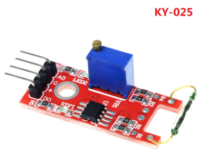 KY-025 Large Magnetic Reed Sensor Module For Arduino