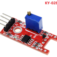 Ky-028 Digital Temperature Sensor Module For Arduino