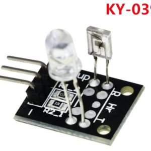 KY-039 Finger Measuring Heartbeat Sensor Module for Arduino