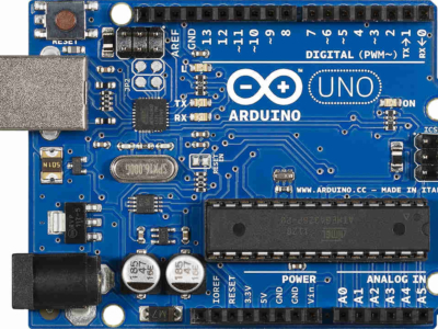 Arduino Uno (Upgraded for 2018)