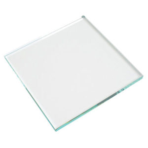 Borosilicate glass plate (214 x 200 X 5mm)