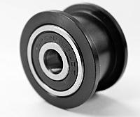 GT2 Idler Pulley, 20 Toothed and Smooth - 5mm Bore for 6mm wide belt